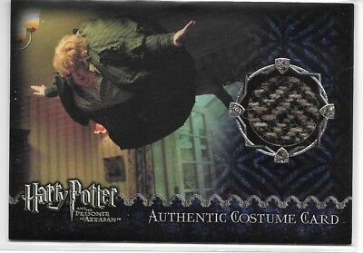 2004 Harry Potter Prisoner Azkaban Update # C3 Jacket Card - Pam Ferris
