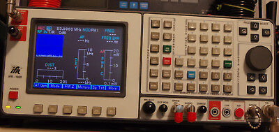 AeroFlex IFR 1900 CommunicationsService Monitor
