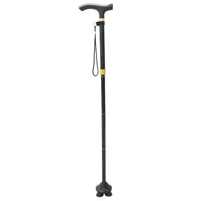 Adjustable Lightweight Easy Fold Aluminum Walking Sticks Canes