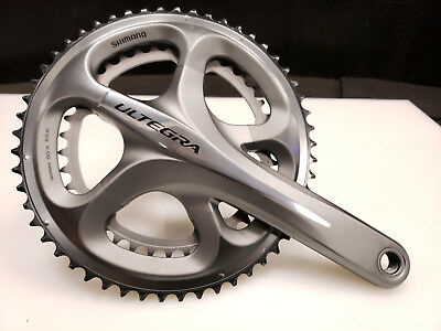 19ef3b4b85c Shimano Ultegra FC-6700 10-Speed Crankset 53/39 Road Double Brand New