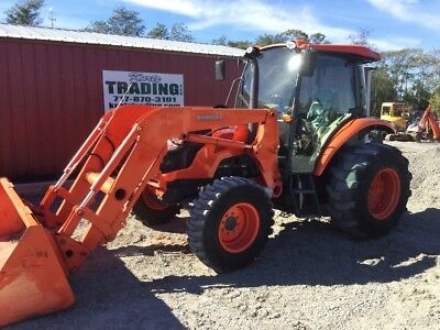 2014 Kubota M9960 4x4 Farm Tractor w/ Cab & Loader Coming Soon!