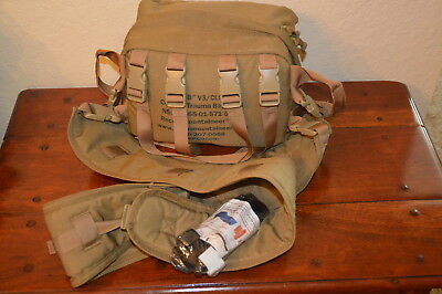 Recon Mountaineer Combat Trauma Bag CTB V3 CLS - Coyote - STOCKED