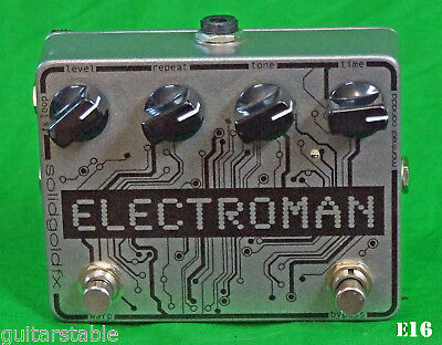 16 Solid Gold FX Electroman  BEST OFFER CLOSEOUT