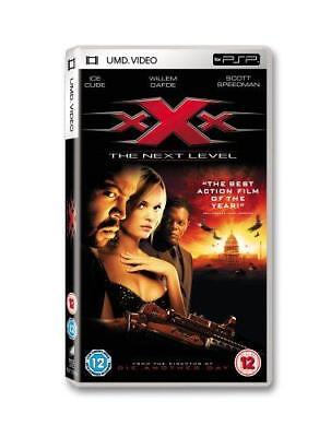 xXx: The Next Level [UMD Mini for PSP], Good DVD, John G. Connolly, Nona Gaye, S