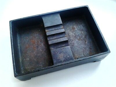 Cast Iron Ashtray By Robert Welch Design Centre London