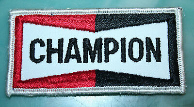 CHAMPION Vintage sew-on patch w Free shipping