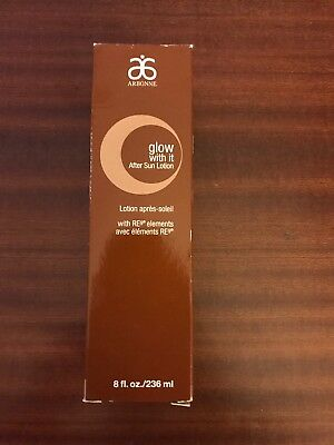 Arbonne Glow With It After Sun Lotion RE9 236ml