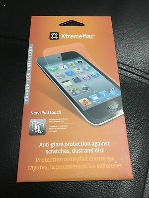 NEW- XtremeMac: Anti-glare screen protector for iPod touch