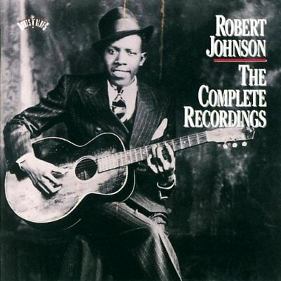 Robert Johnson-The Complete Recordings CD Box set  Excellent
