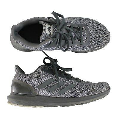 best website db8a7 73d4f Adidas Mens Silver Gray Cosmic 2 SL Road Running Training Sneakers Shoes sz  9
