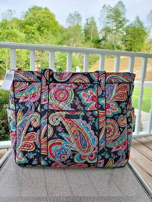 2c4cefb072 VERA BRADLEY GET Carried Away in Parisian Paisley NWT -  79.99 ...