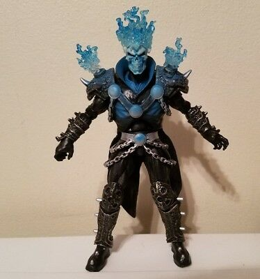 Hasbro Marvel Legends Terrax B.a.f Series Ghost Rider(Blue Flame) Loose