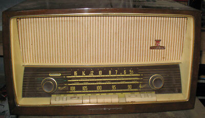 Nordmende Parsifal C AM/FM,SW Stereo Receiver