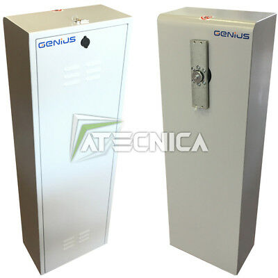 Column barrier automatic FAAC GENIUS SPIN 61300271 with encoder and electronics