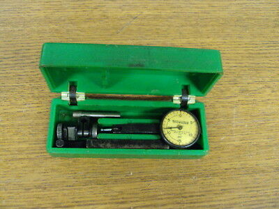 Federal Testmaster Jeweled Dial Indicator Set .001""