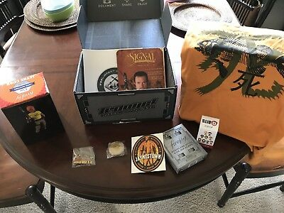 """Firefly Loot Crate #2 - Limited Edition """"Let's Be Bad Guys"""" Jayne Cobb Crate!"""