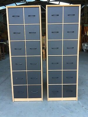 2 Matching Cabinets, Cd's, Scrapbooking, Nic Nacs - Buy Now