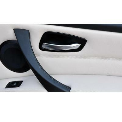 Right Side Door Panel Handle Pull Trim Cover For BMW E90 3-Series Sedan Wagon