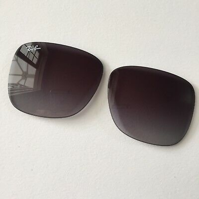 GENUINE Ray Ban RAJ1212AA RC030 Replacement Lenses Brand New Official