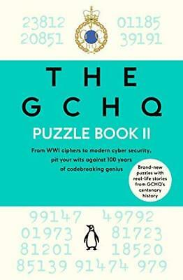 The GCHQ Puzzle Book II by GCHQ New Paperback Book