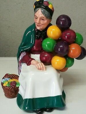 Royal Doulton figurine THE OLD BALLOON SELLER D 1315
