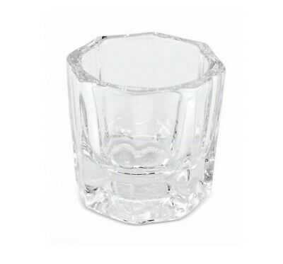 Professional Shot Glass For Henna or Acrylic  Liquid 1 pc