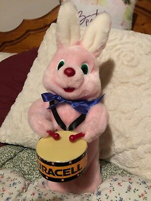 Duracell Drumming Bunny