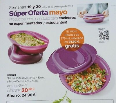 Super Oferta Tupperware