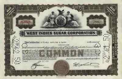 West Indies Sugar Co 1950 Homestead Florida Philadelphia Dominikanische Republik