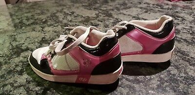 Heelys roller shoes for girls size 6