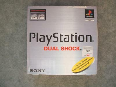 Playstation 1 PS1 Originalverpackung