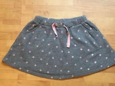 Mini Boden spotty jersey skirt, 7-8 years