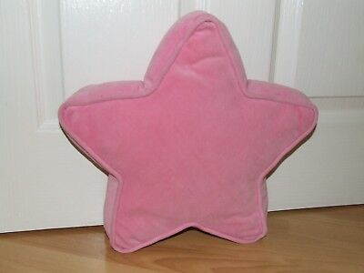 Pink Star Cushion From Next