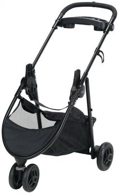 Graco SnugRider 3 Elite Car Seat Carrier, Black