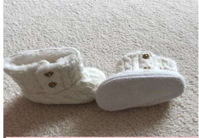 Baby Booties 12-18 Months