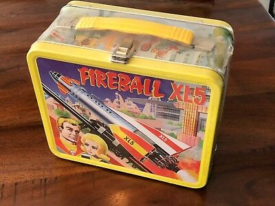 Fireball XL5 Lunchbox Reproduction  Gerry Anderson SEALED NEW