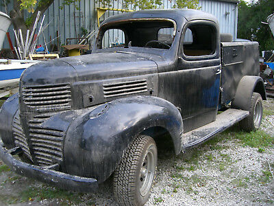 1946 Dodge Other Pickups  1946 Dodge WD 15 Utility Box Pickup
