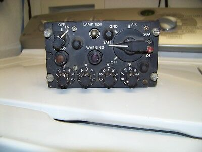 Military Aircraft Instrument Panel,Special Weapons,Armament