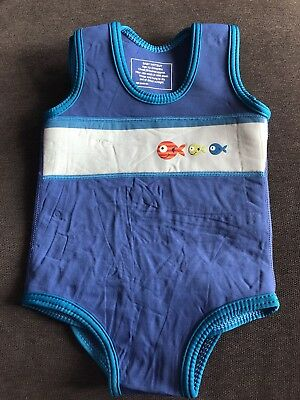 Mothercare Baby Wet Suit Age 1-2 Years / 12-24 months