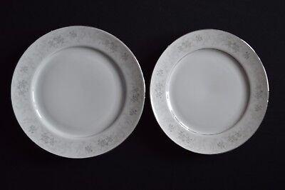 Camelot China  Pattern Carrousel Set of 2 Dinner Plates # 1315