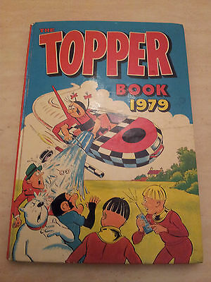 THE TOPPER BOOK ANNUAL 1979 Great Condition