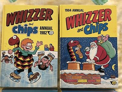 WHIZZER AND CHIPS ANNUAL Bundle