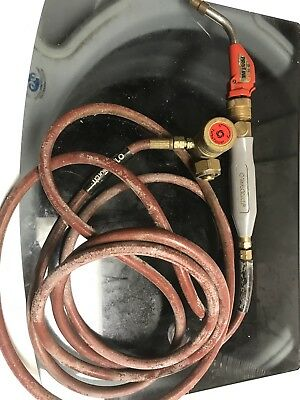 Turbo Torch Extreme PL-5A W/ Hose and Regulator
