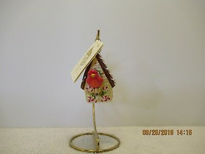 """Patricia Breen~""""song Bird Haven-Gingerbread""""~2007~Creative & Sweet~W/tag!"""