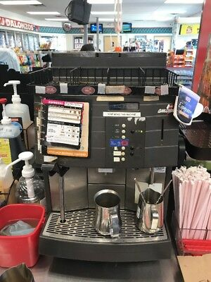 Schaerer Ambiente Espresso Coffee/Cappuccino Machine WORKS GREAT!
