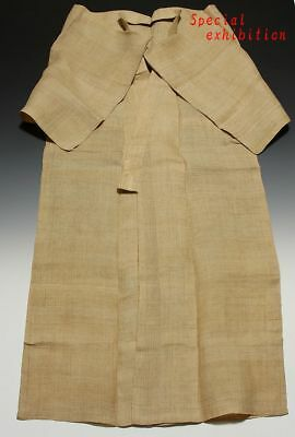 Japan Antique Kimono nightclothes Edo yoroi Kabuto samurai katana Busho castle