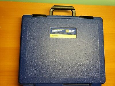 Yellow Jacket 68802 - Electronic Charging Scales, 110 lbs. (50 kg)