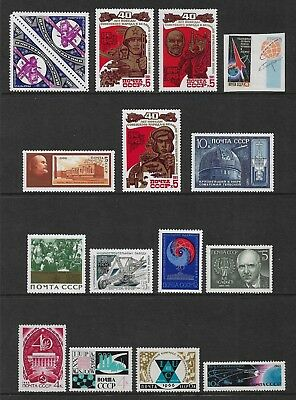 RUSSIA mixed collection No.72, mint MNH MUH