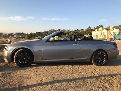 2012 BMW 3-Series 335i Immaculate BMW 335i Convertible LOW LOW MILES - M Package, tons of upgrades!!!