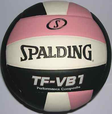 Spalding Volleyball TF-VB1 Performance Composite NFHS Approved Pink SALE SALE